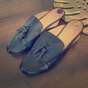 Franco Sarto Slip On Shoes Sz 8.5